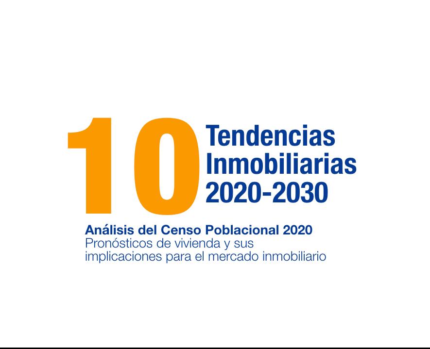 Tendencias de vivienda para el 2030